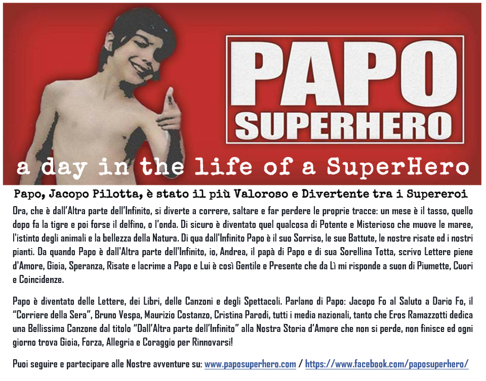 Papo & Us - A Day in the Life of a Superhero